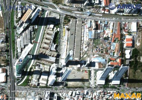 İzmir WorldView-2