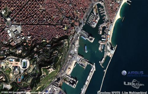Barcelona Spot6