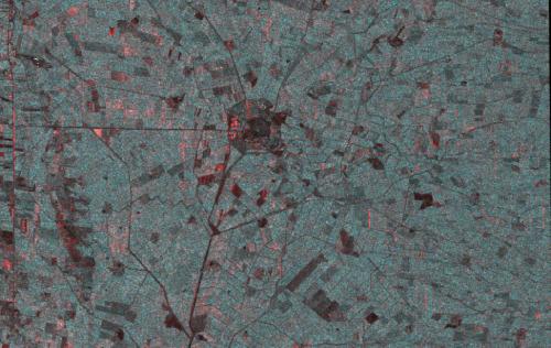 Şanlıurfa Radarsat 2